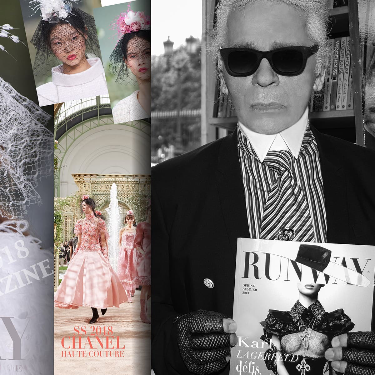 Karl Lagerfeld by Runway Magazine-sm