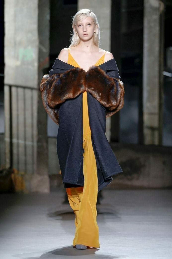 DRIES VAN NOTEN Ready-to-Wear Fall-Winter 2019-2020