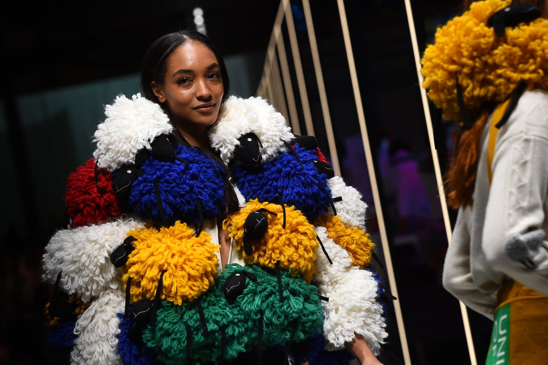 Benetton by Jean Charles de Castelbajac Milan Ready-to-Wear Fall-Winter 2019-2020 by RUNWAY MAGAZINE