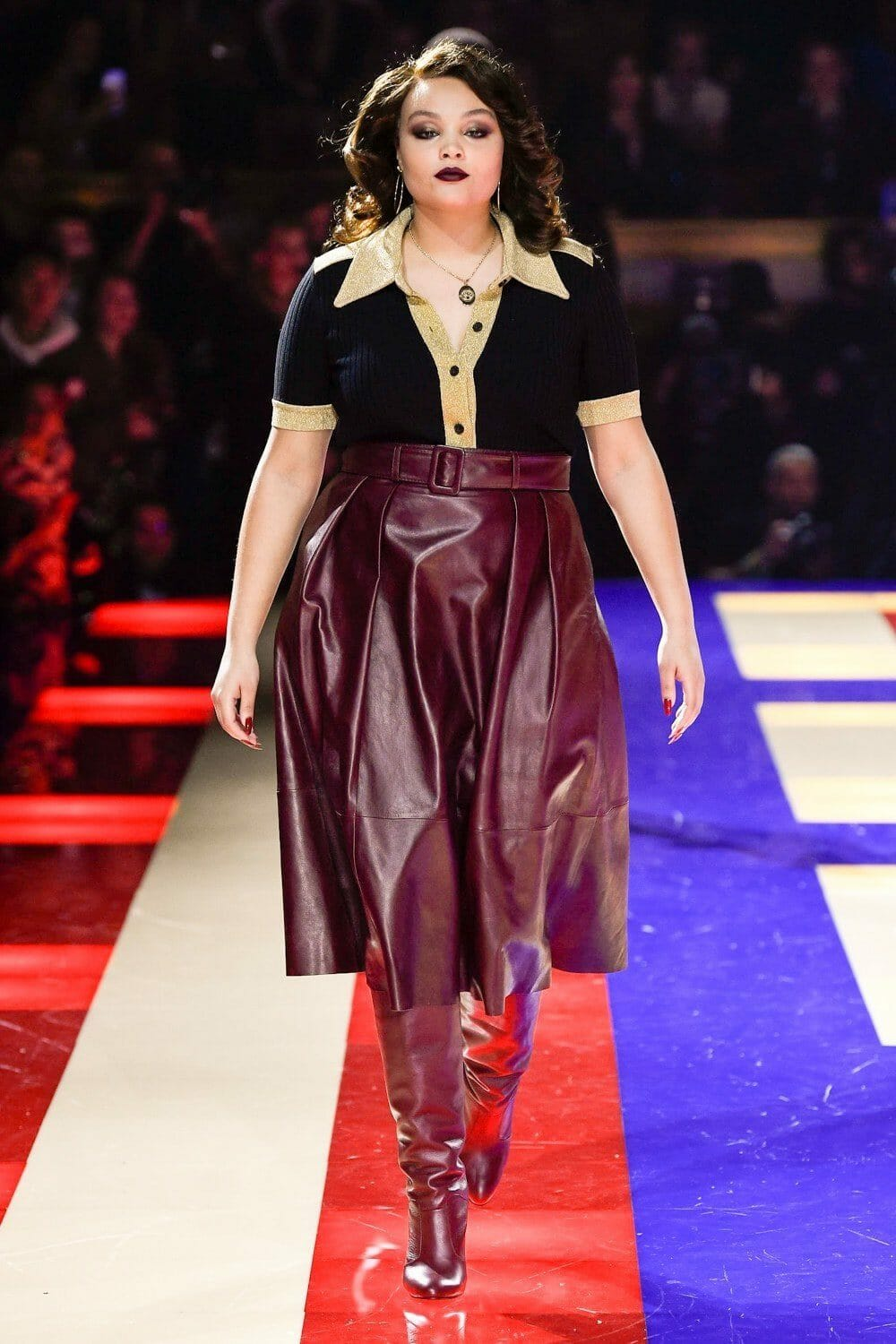 "FIRST SHOW IN PARIS Tommy Hilfiger Ready-to-Wear Fall-Winter 2019-2020 ""Paris is gay, fat and black... not that gay"""