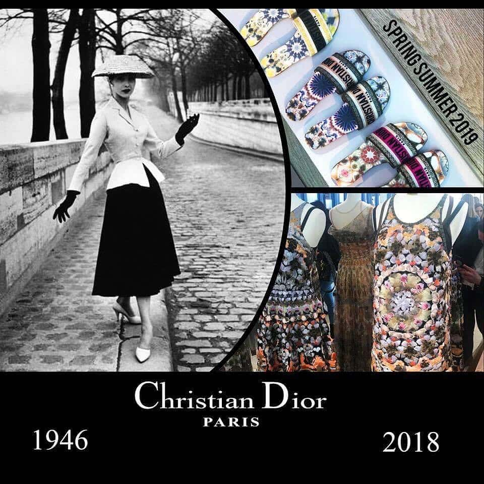 Spring Summer 2019 Christian Dior crocks