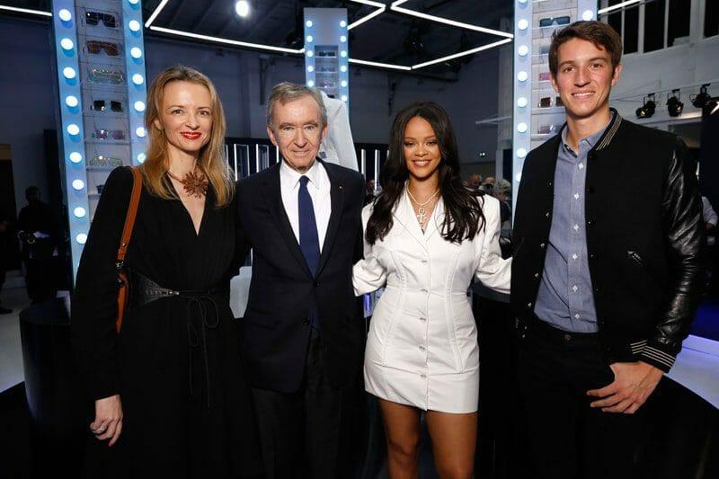 Rihanna - Fenty Cruise 2020 Paris. RUNWAY MAGAZINE ® Collections. RUNWAY NOW / RUNWAY NEW