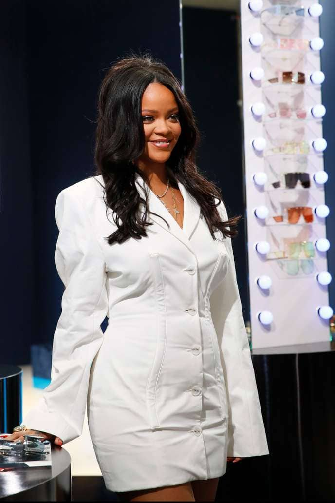 Rihanna - Fenty Cruise 2020 Paris. RUNWAY MAGAZINE ® Collections. RUNWAY NOW / RUNWAY NEW