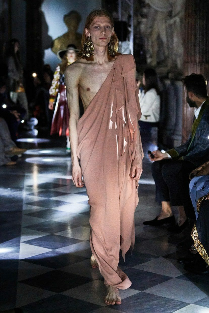 "Gucci Cruise 2020 Rome. Another ""cocaine generation"" collection of Alessandro Michele for Gucci. RUNWAY MAGAZINE ® Collections. RUNWAY NOW / RUNWAY NEW"