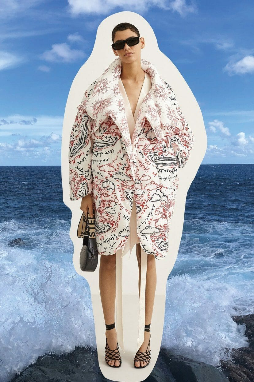 Stella McCartney Cruise Milan Resort Collection. RUNWAY MAGAZINE ® Collections. RUNWAY NOW / RUNWAY NEW