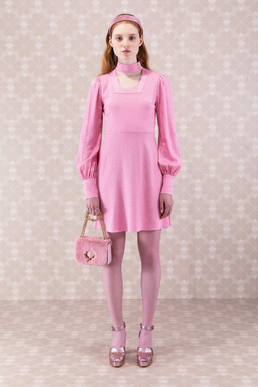 Kate Spade New York Cruise 2020 Resort Collection. RUNWAY MAGAZINE ® Collections. RUNWAY NOW / RUNWAY NEW