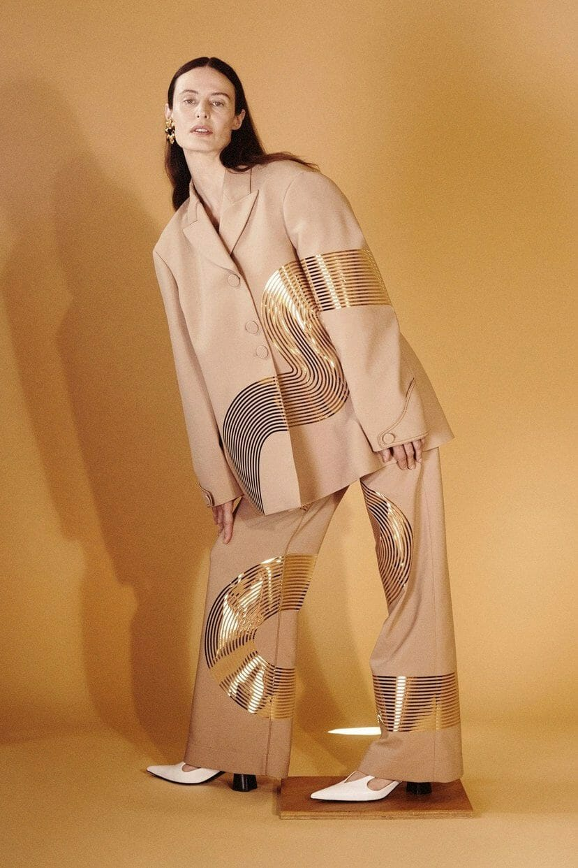 Ellery Cruise 2020 Paris Resort. RUNWAY MAGAZINE ® Collections. RUNWAY NOW / RUNWAY NEW