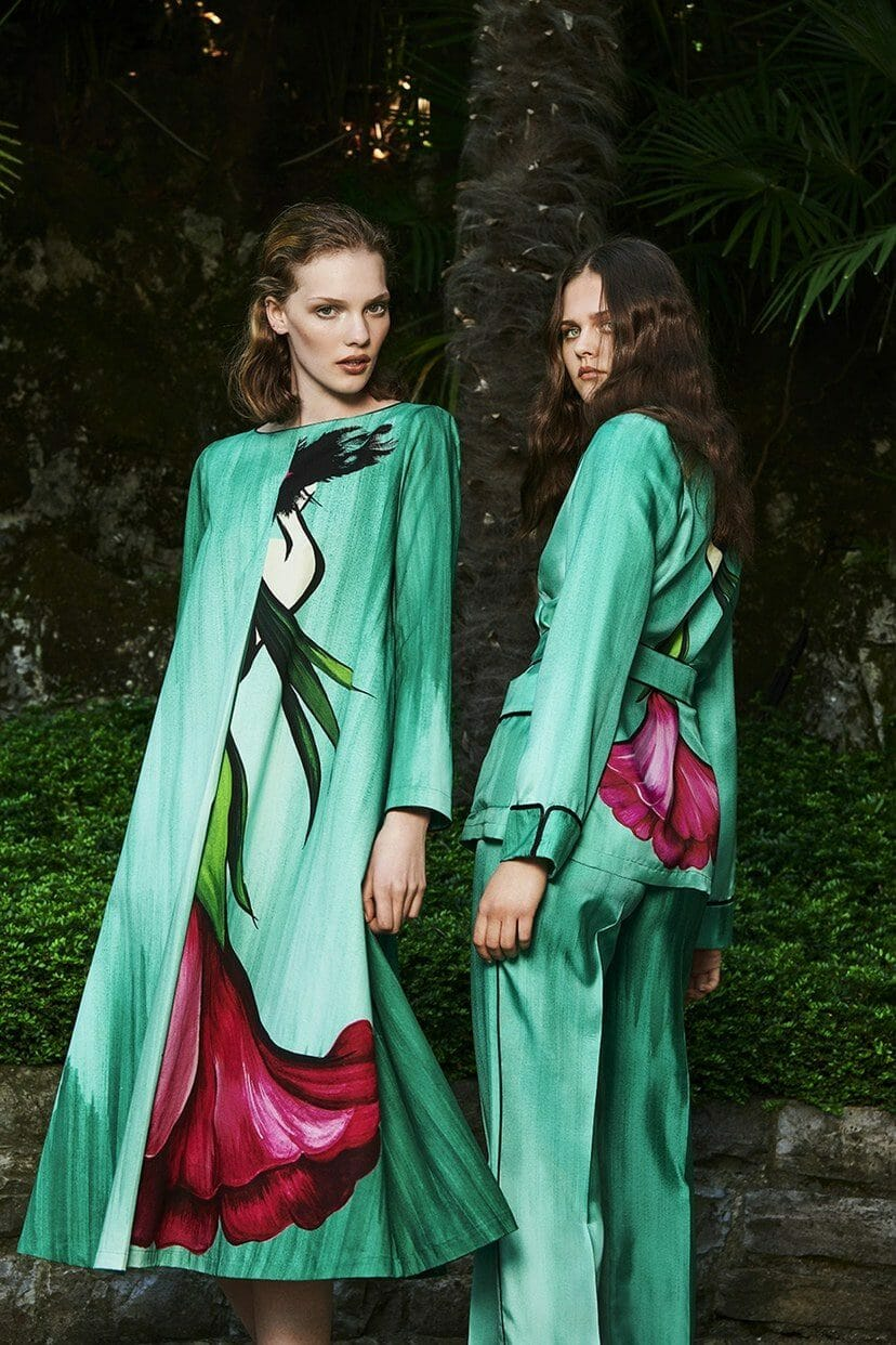 For Restless Sleepers Cruise 2020 Milan Resort. RUNWAY MAGAZINE ® Collections. RUNWAY NOW / RUNWAY NEW