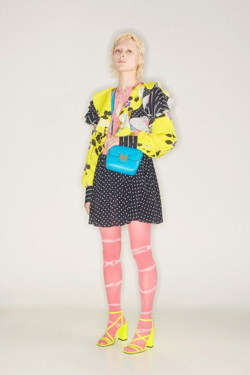 MSGM Cruise 2020 New York. RUNWAY MAGAZINE ® Collections. RUNWAY NOW / RUNWAY NEW