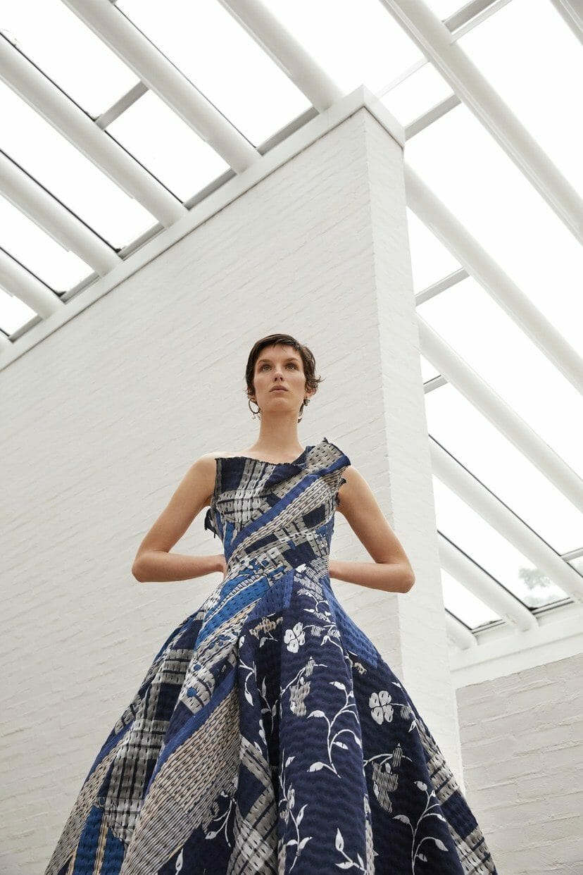 Oscar de la Renta Cruise 2020 New York. RUNWAY MAGAZINE ® Collections. RUNWAY NOW / RUNWAY NEW
