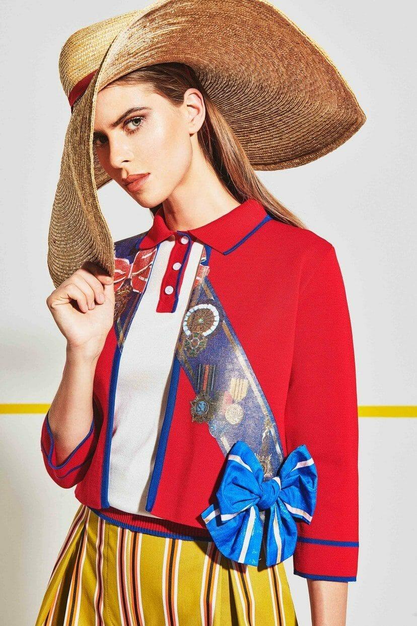 Stella Jean Cruise 2020 Milan Resort. RUNWAY MAGAZINE ® Collections. RUNWAY NOW / RUNWAY NEW