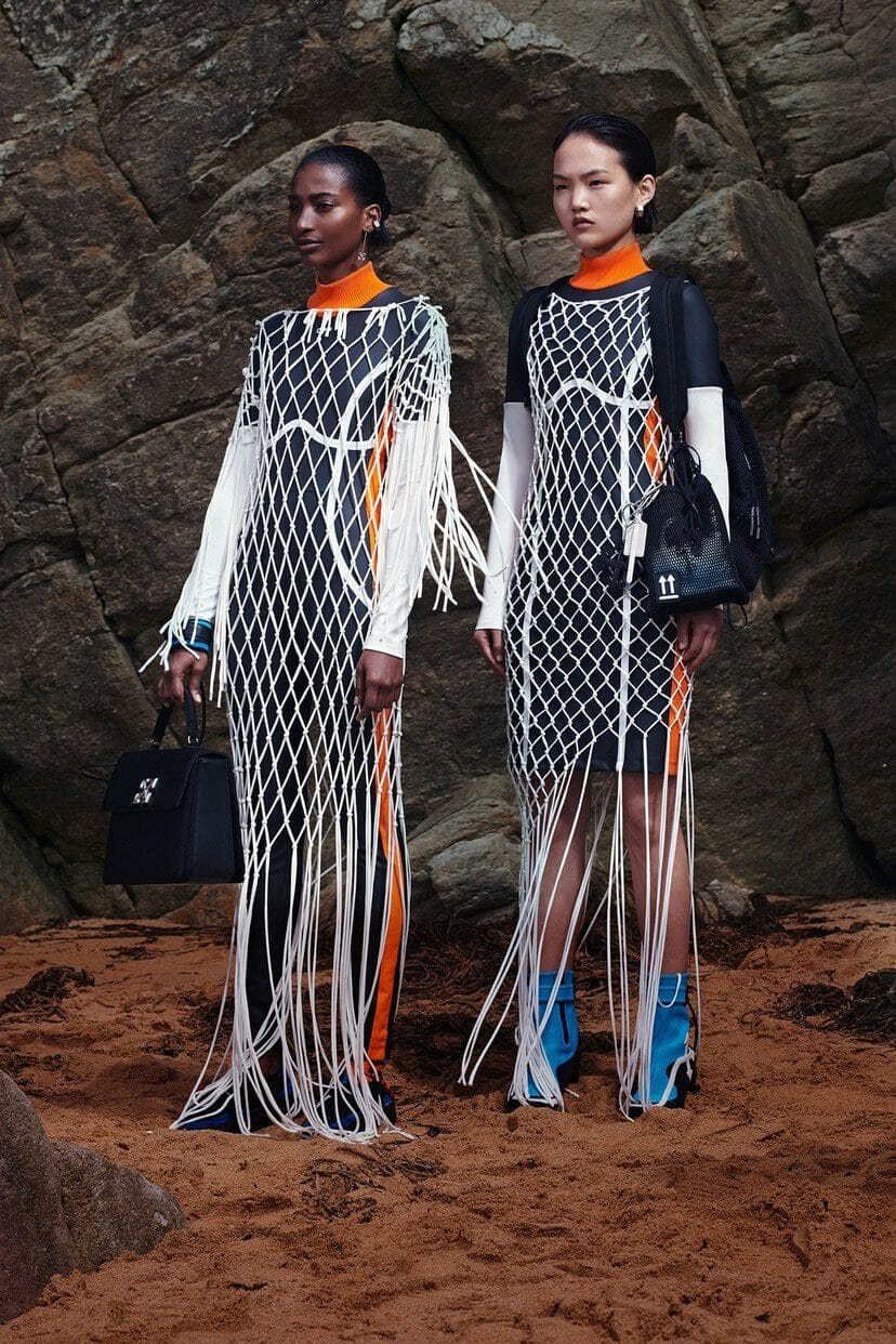 Off-White Cruise 2020 Paris Resort. RUNWAY MAGAZINE ® Collections. RUNWAY NOW / RUNWAY NEW