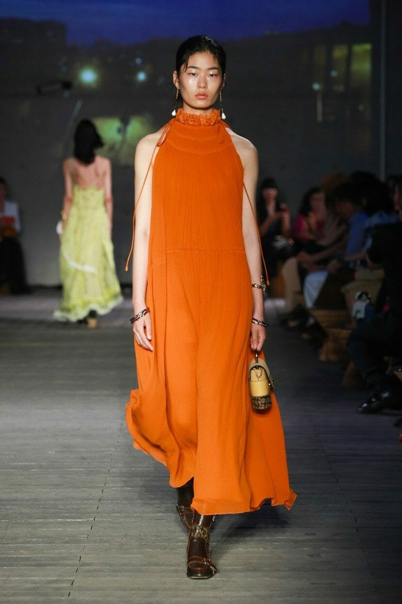 Chloé Cruise 2020 Shanghai. RUNWAY MAGAZINE ® Collections. RUNWAY NOW / RUNWAY NEW