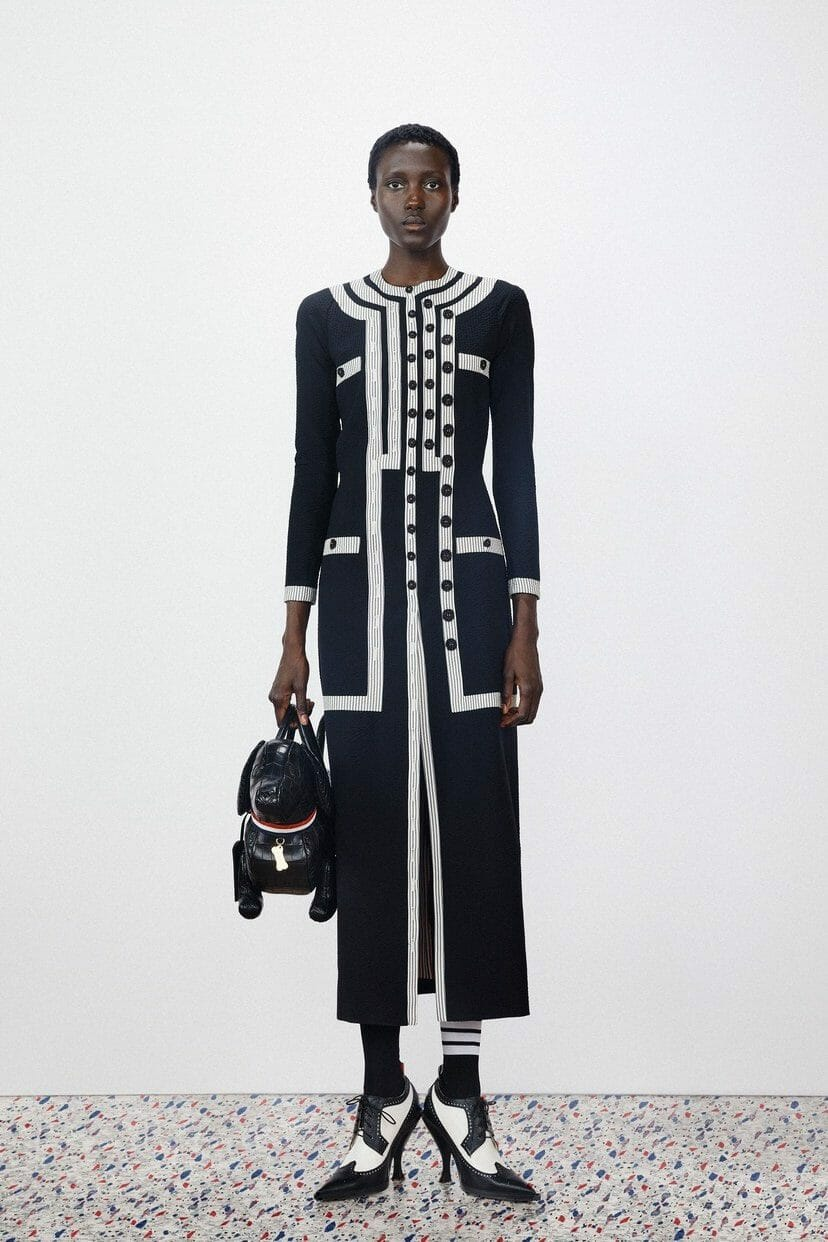 Thom Browne Cruise 2020 Paris. RUNWAY MAGAZINE ® Collections. RUNWAY NOW / RUNWAY NEW