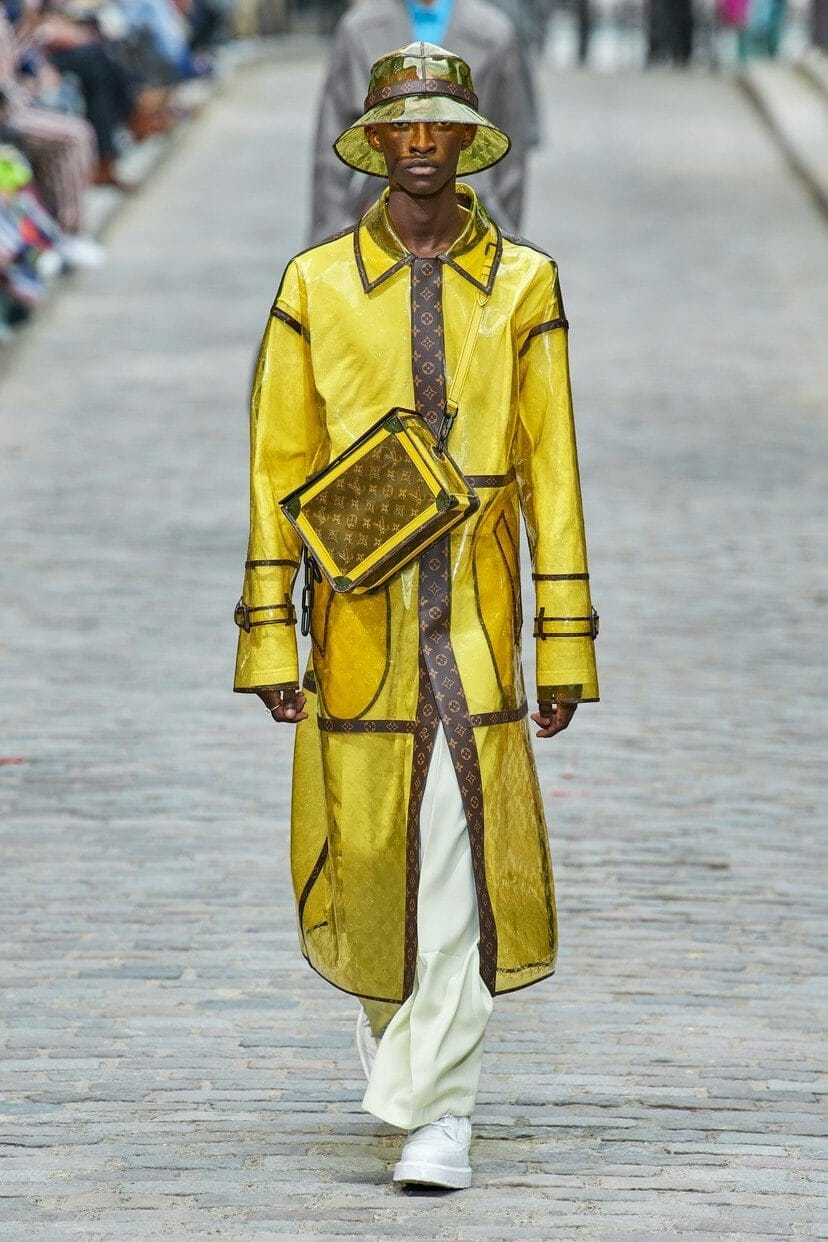 Louis Vuitton Menswear Spring Summer 2020 Paris. RUNWAY MAGAZINE ® Collections. RUNWAY NOW / RUNWAY NEW