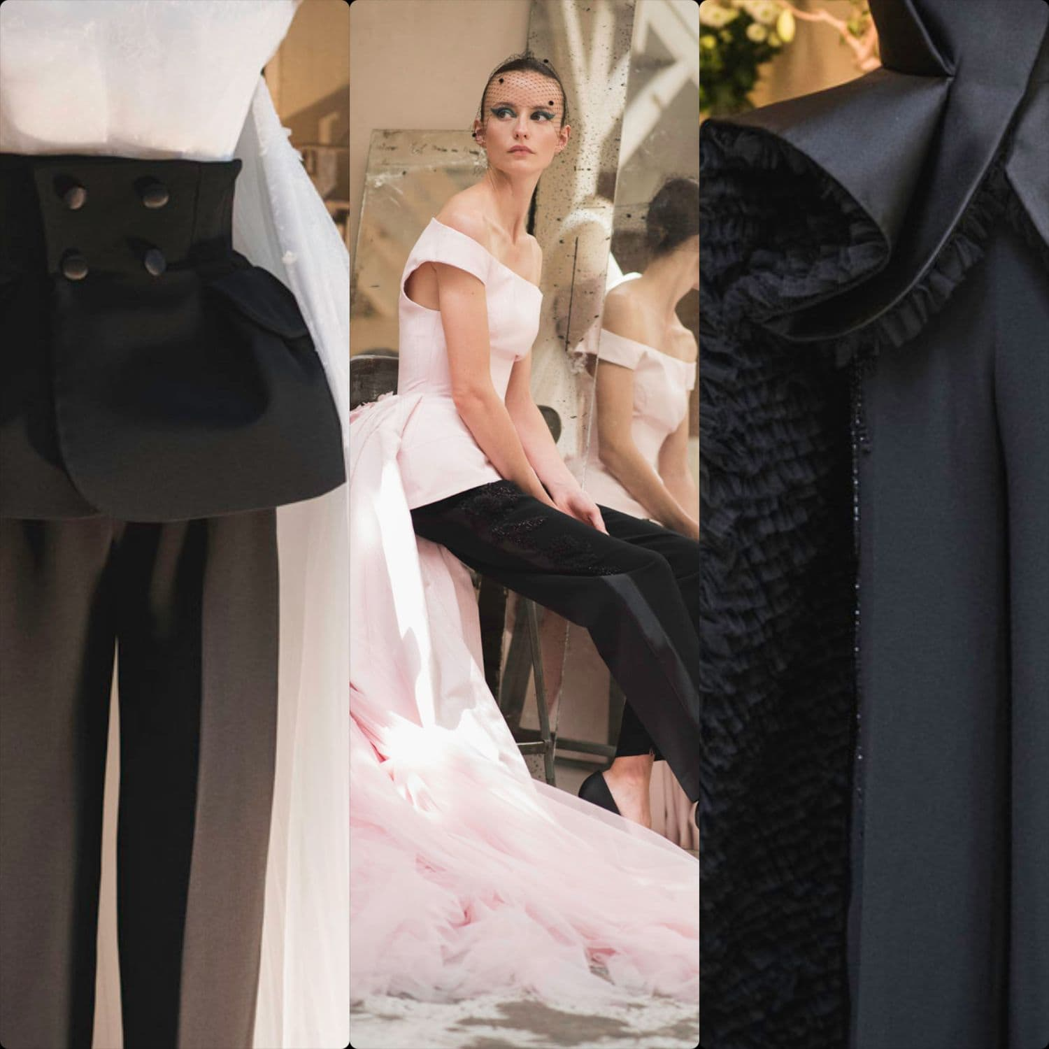 AZZI & OSTA Haute Couture Fall-Winter 2019-2020. RUNWAY MAGAZINE ® Collections. RUNWAY NOW / RUNWAY NEW
