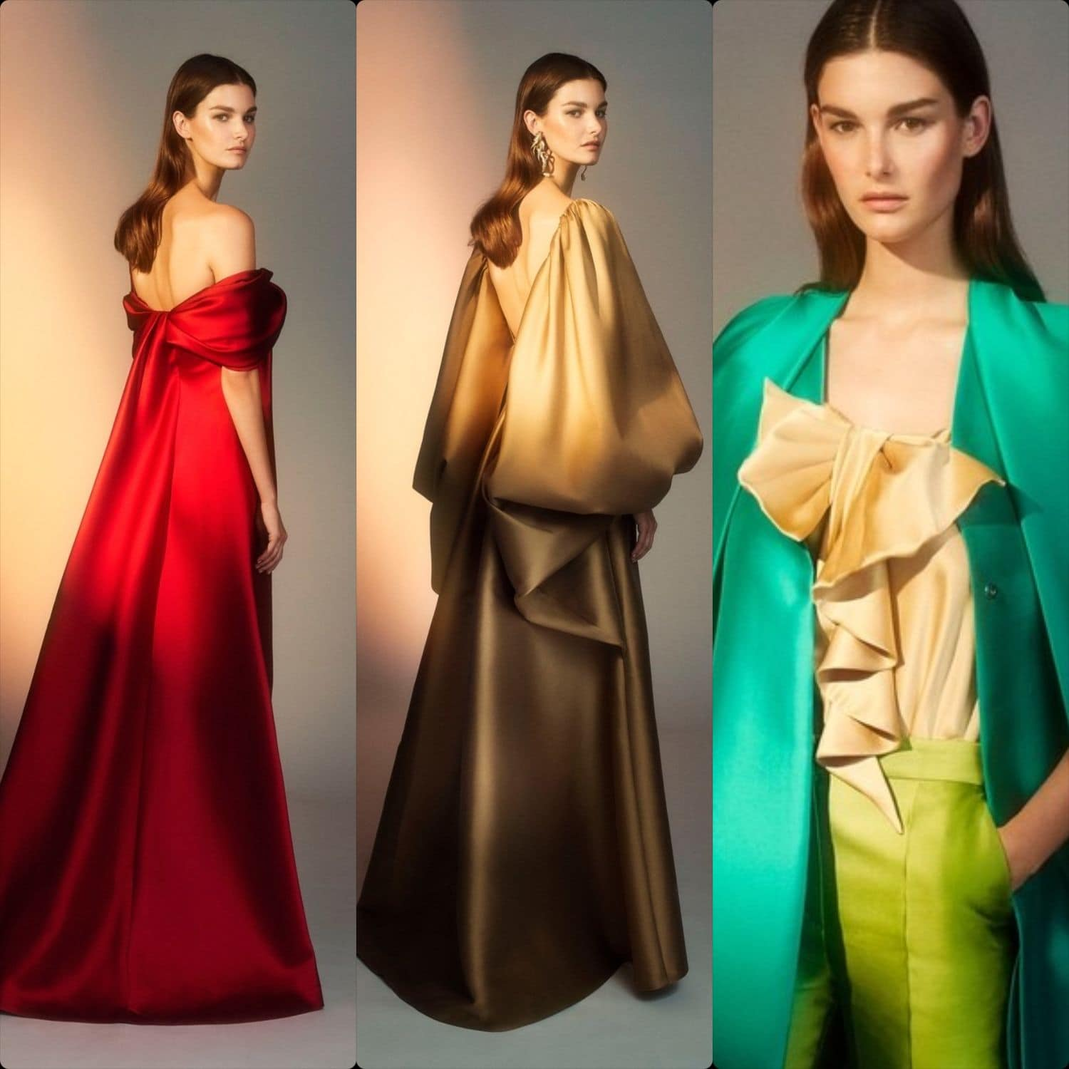 Alberta Ferretti Limited Edition Haute Couture Fall-Winter 2019-2020. RUNWAY MAGAZINE ® Collections. RUNWAY NOW / RUNWAY NEW