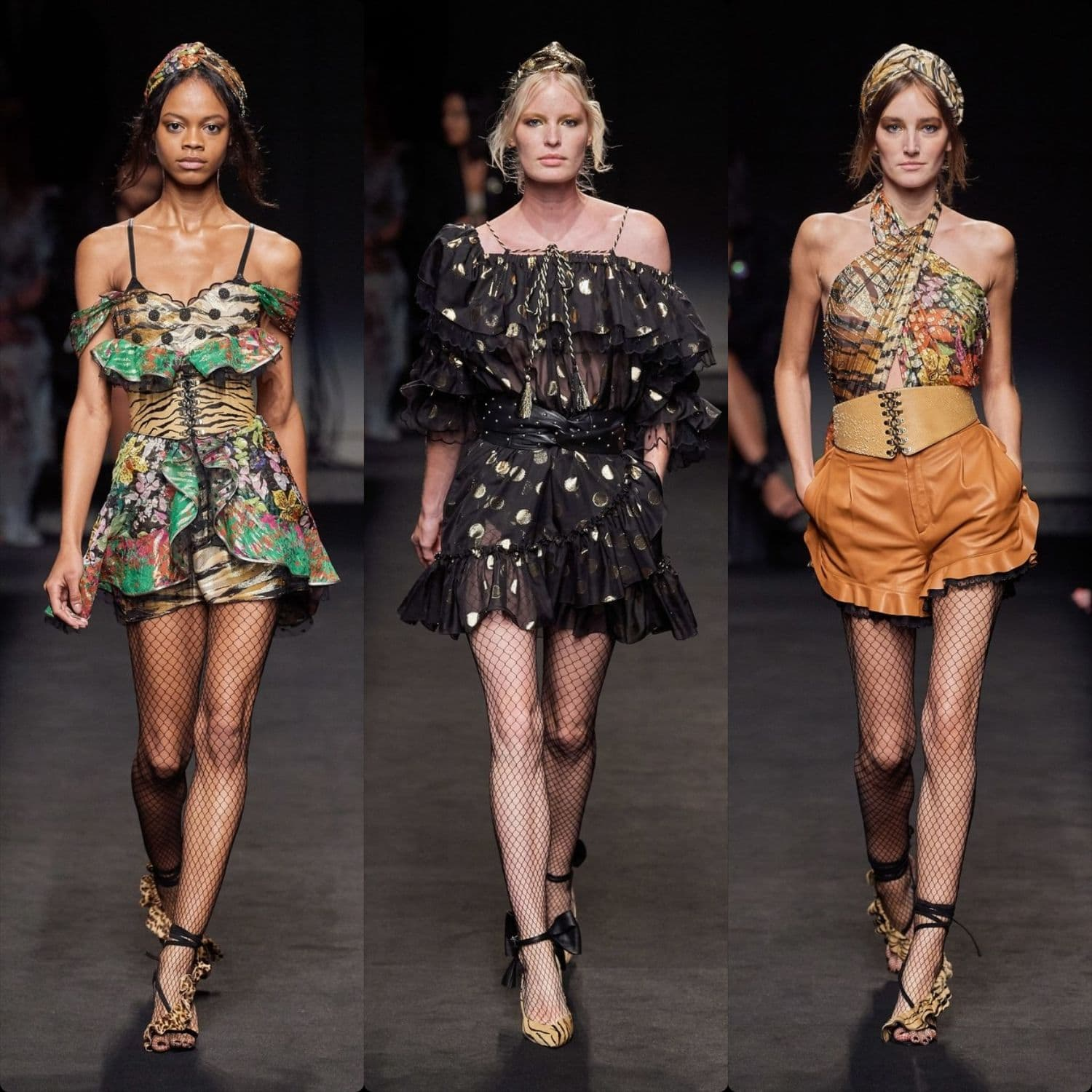 Dundas Haute Couture Fall-Winter 2019-2020. RUNWAY MAGAZINE ® Collections. RUNWAY NOW / RUNWAY NEW