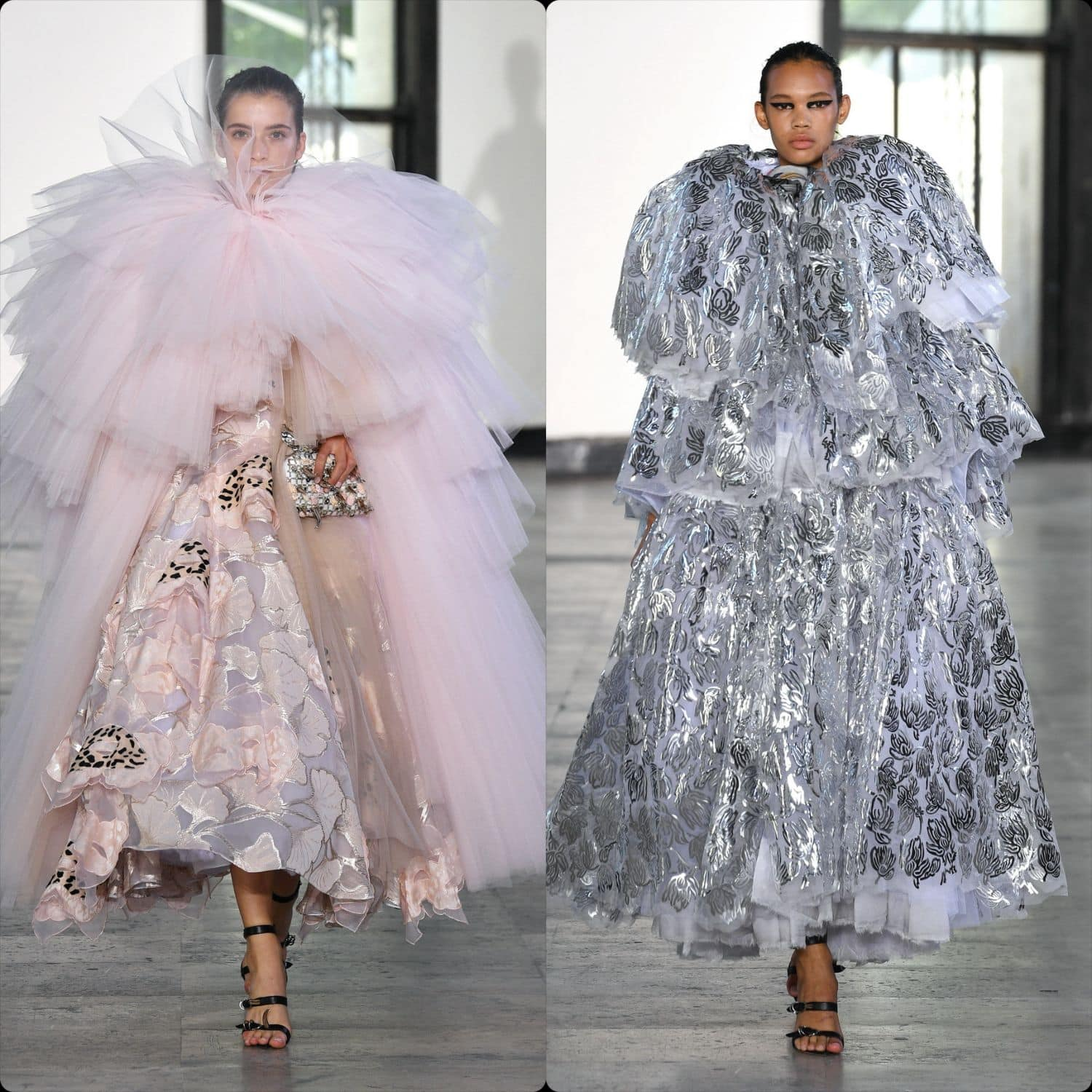 Maticevski Haute Couture Fall-Winter 2019-2020. RUNWAY MAGAZINE ® Collections. RUNWAY NOW / RUNWAY NEW