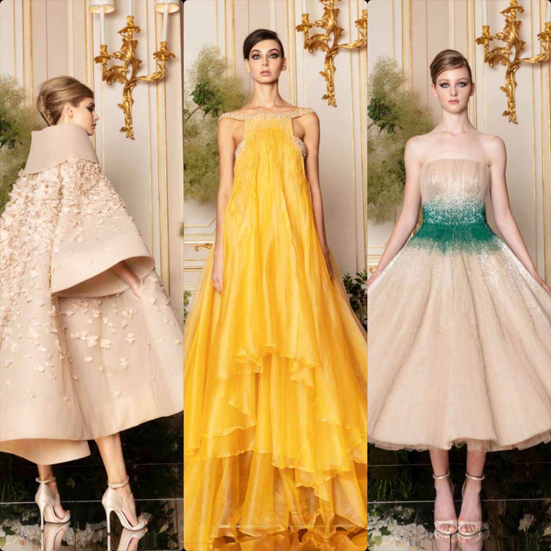 RAMI AL ALI Haute Couture Fall-Winter 2019-2020. RUNWAY MAGAZINE ® Collections. RUNWAY NOW / RUNWAY NEW