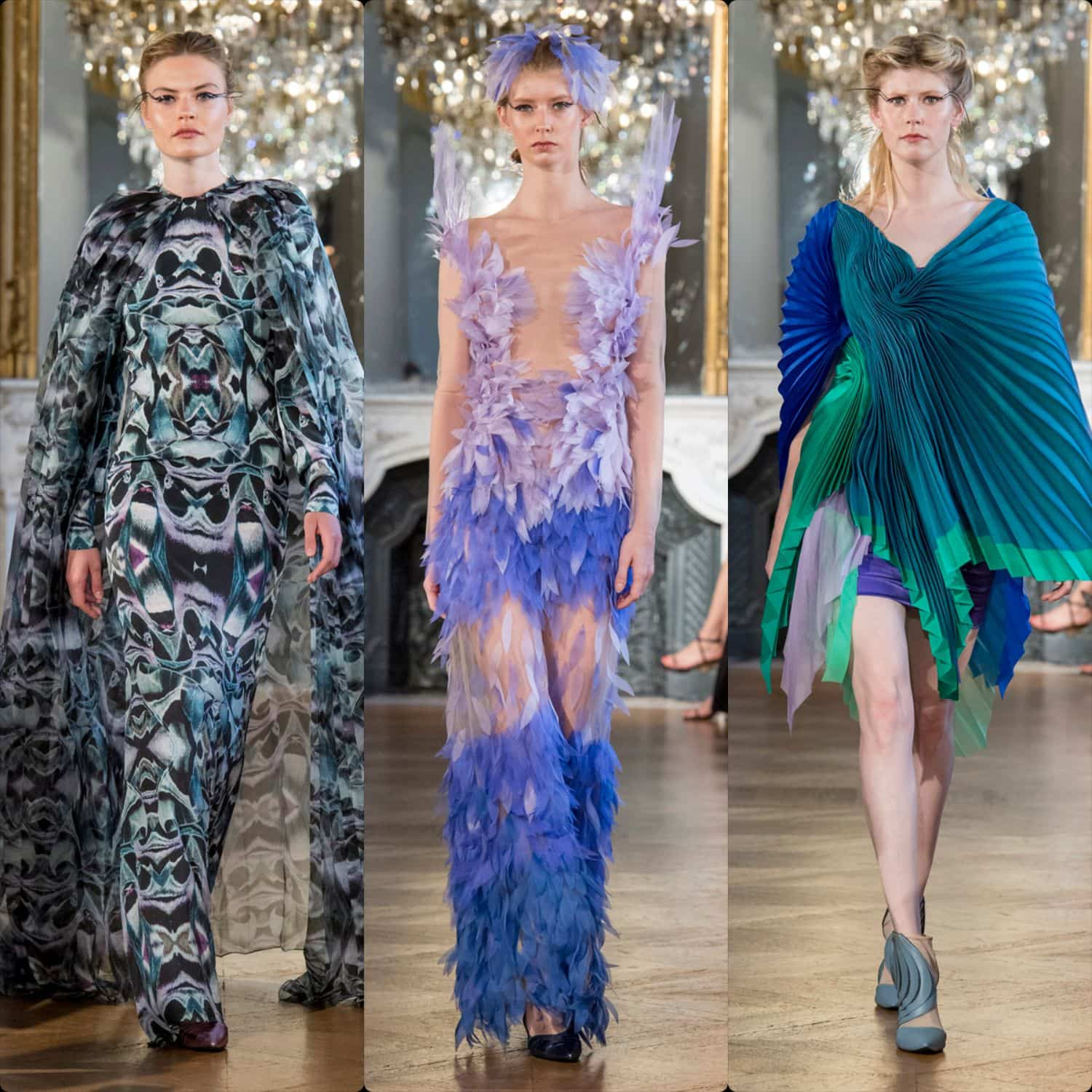 Armine Ohanyan Haute Couture Fall-Winter 2019-2020. RUNWAY MAGAZINE ® Collections. RUNWAY NOW / RUNWAY NEW