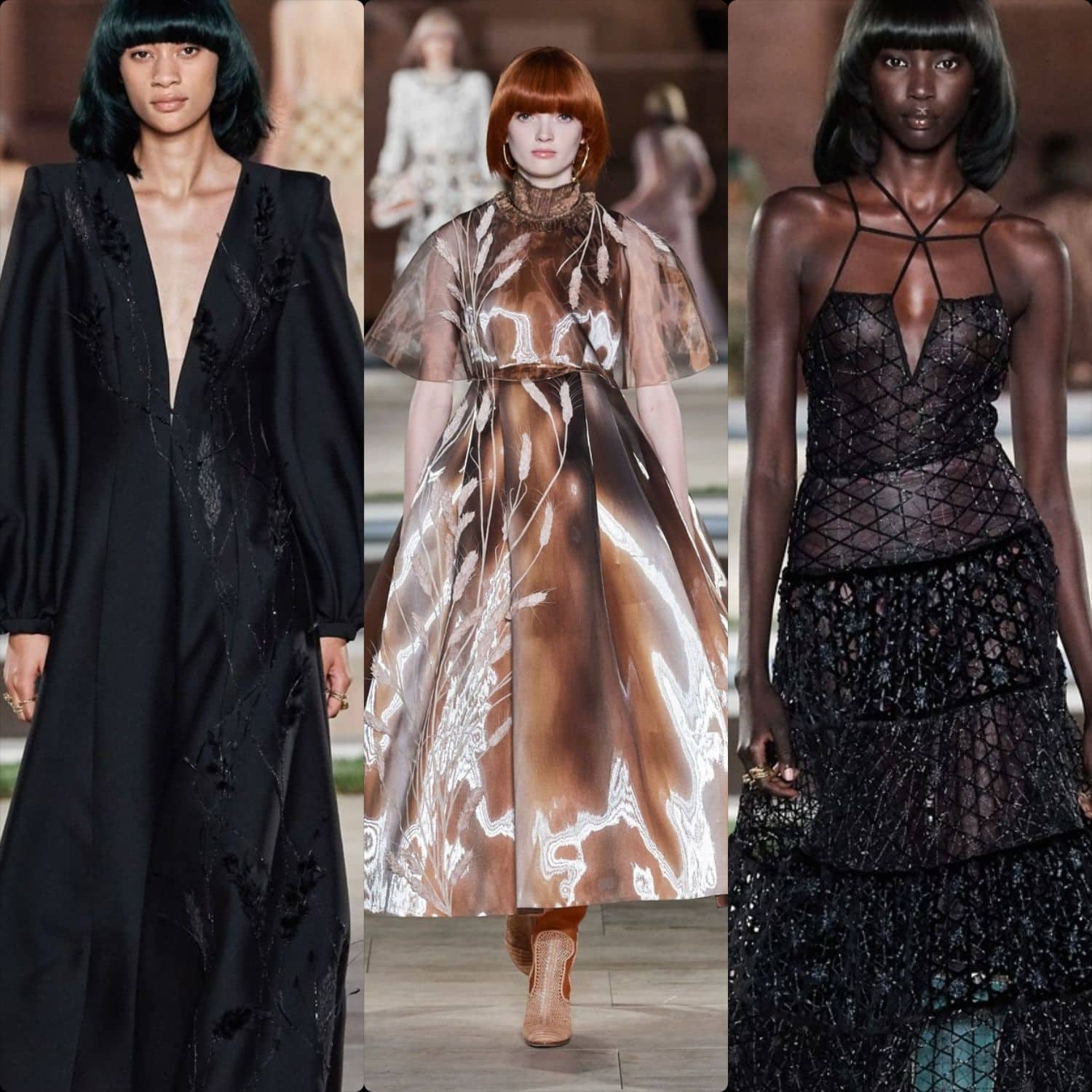 Fendi Haute Couture Fall-Winter 2019-2020 Rome. Tribute to Karl Lagerfeld. RUNWAY MAGAZINE ® Collections. RUNWAY NOW / RUNWAY NEW