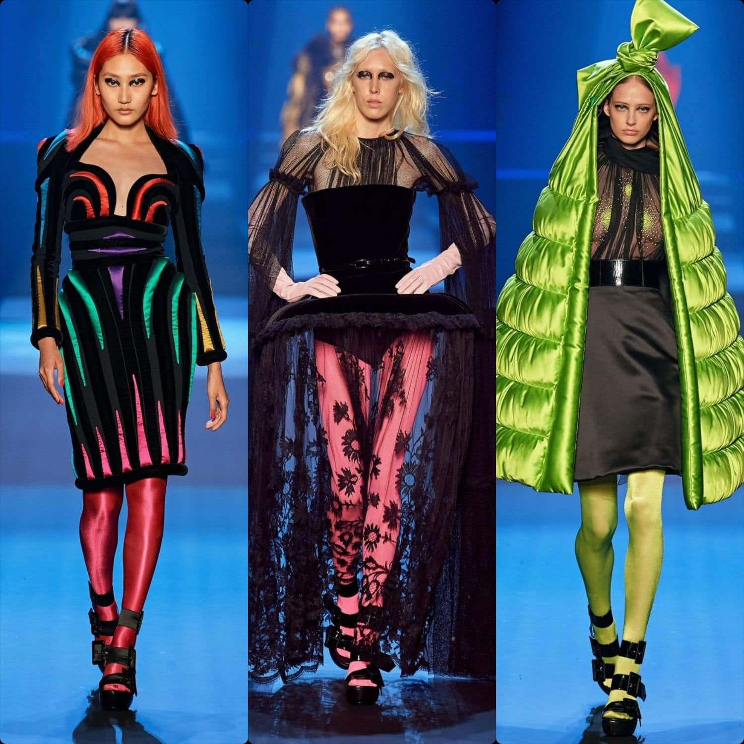 Jean Paul Gaultier Haute Couture Fall-Winter 2019-2020. RUNWAY MAGAZINE ® Collections. RUNWAY NOW / RUNWAY NEW