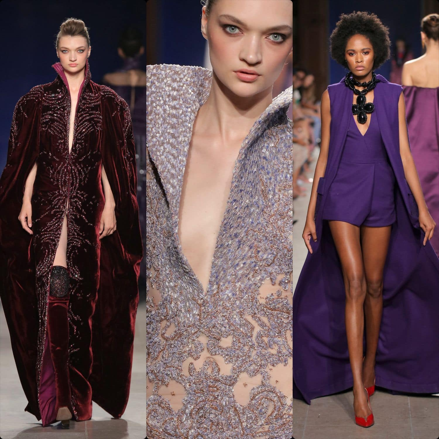 Nicolas Jebran Haute Couture Fall-Winter 2019-2020. RUNWAY MAGAZINE ® Collections. RUNWAY NOW / RUNWAY NEW