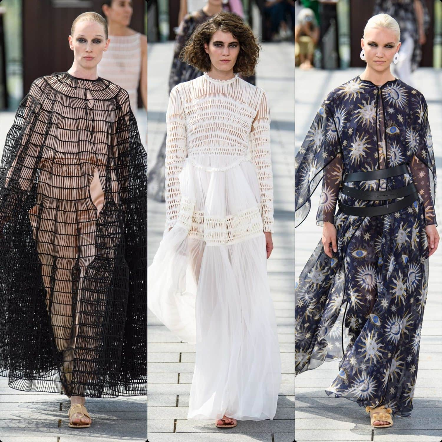 Maison Rabih Kayrouz Haute Couture Fall-Winter 2019-2020. RUNWAY MAGAZINE ® Collections. RUNWAY NOW / RUNWAY NEW