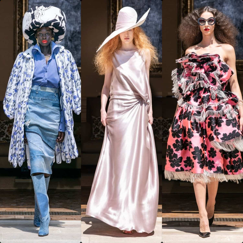 Ronald Van Der Kemp Haute Couture Fall-Winter 2019-2020. RUNWAY MAGAZINE ® Collections. RUNWAY NOW / RUNWAY NEW