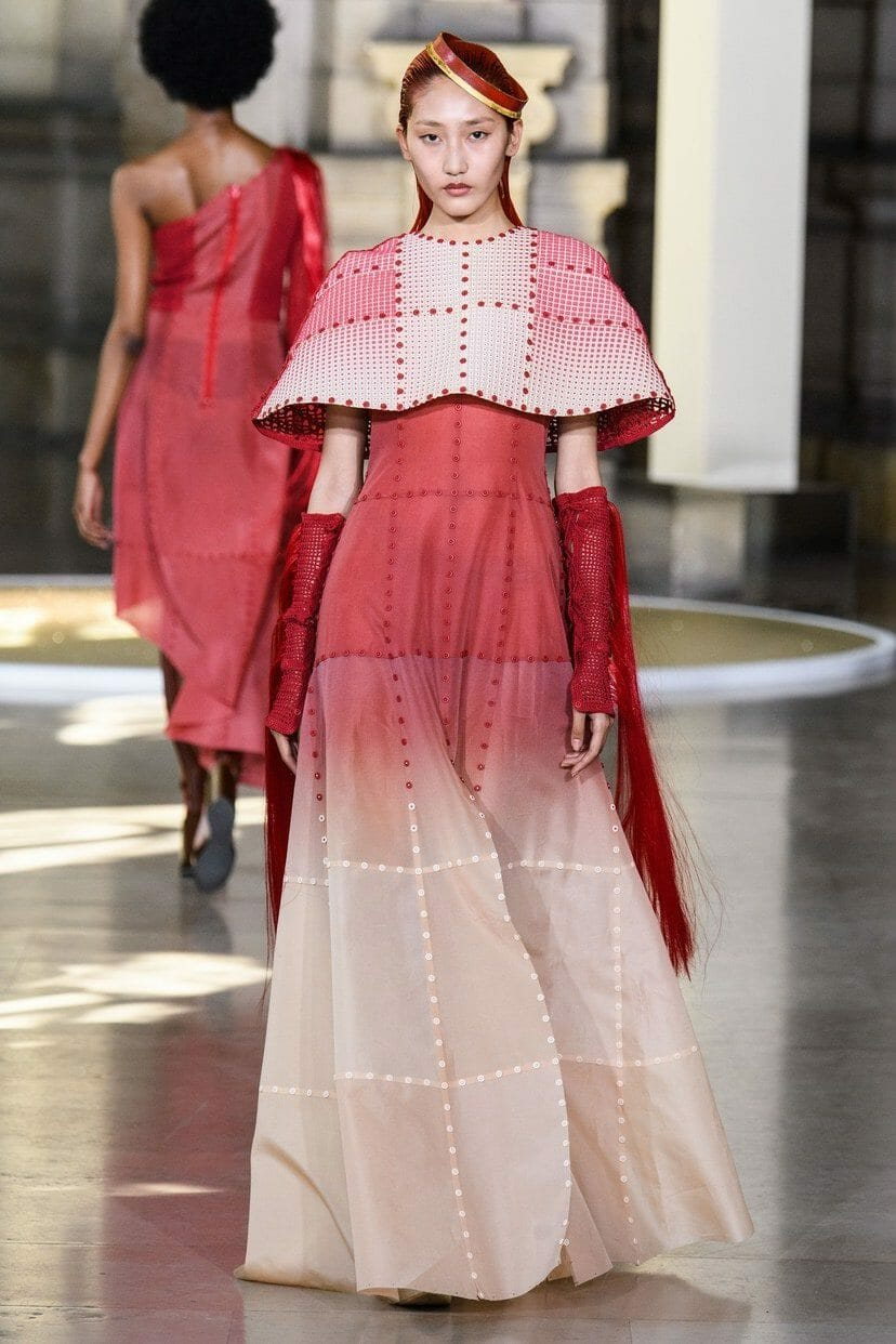 Yuima Nakazato Haute Couture Fall-Winter 2019-2020. RUNWAY MAGAZINE ® Collections. RUNWAY NOW / RUNWAY NEW