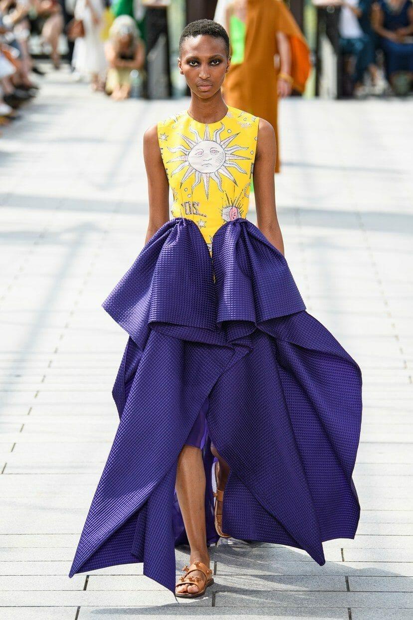 Maison Rabih Kayrouz Haute Couture Fall-Winter 2019-2020. RUNWAY MAGAZINE ® Collections. RUNWAY NOW / RUNWAY NEW
