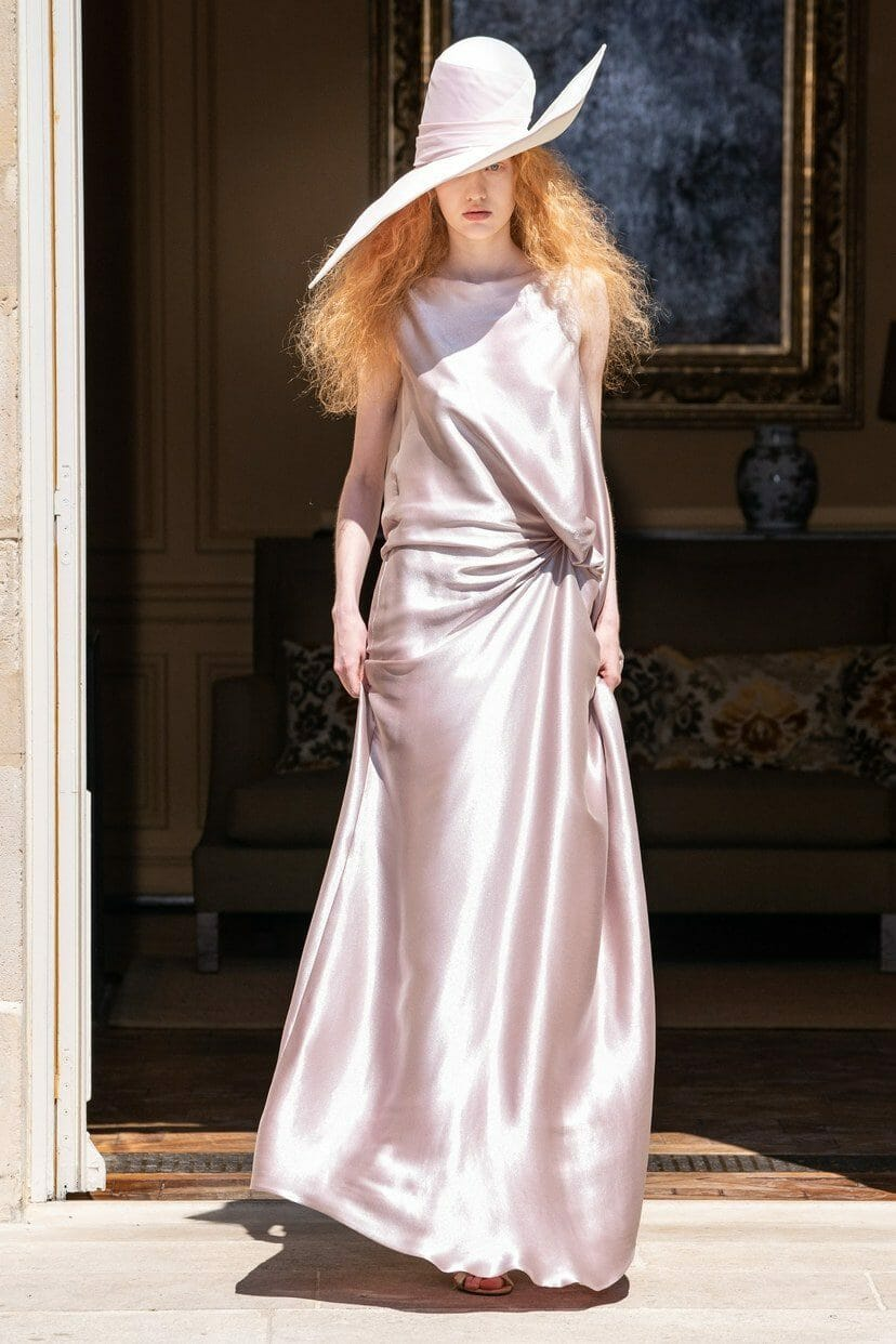 Ronald Van Der Kemp Haute Couture Fall-Winter 2019-2020. RUNWAY MAGAZINE ® Collections. RUNWAY NOW / RUNWAY NEW