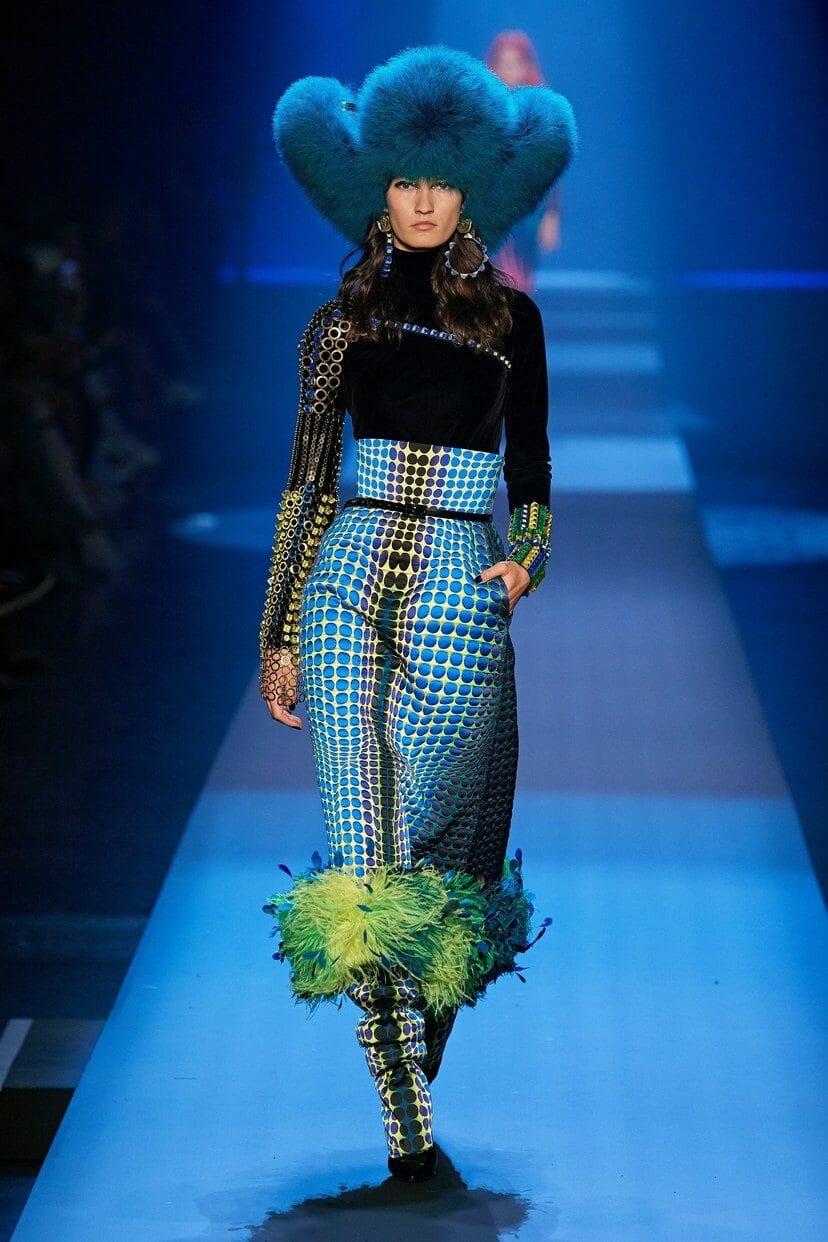 Jean Paul Gaultier Haute Couture Fall-Winter 2019-2020. RUNWAY MAGAZINE ® Collections. RUNWAY NOW / RUNWAY NEW