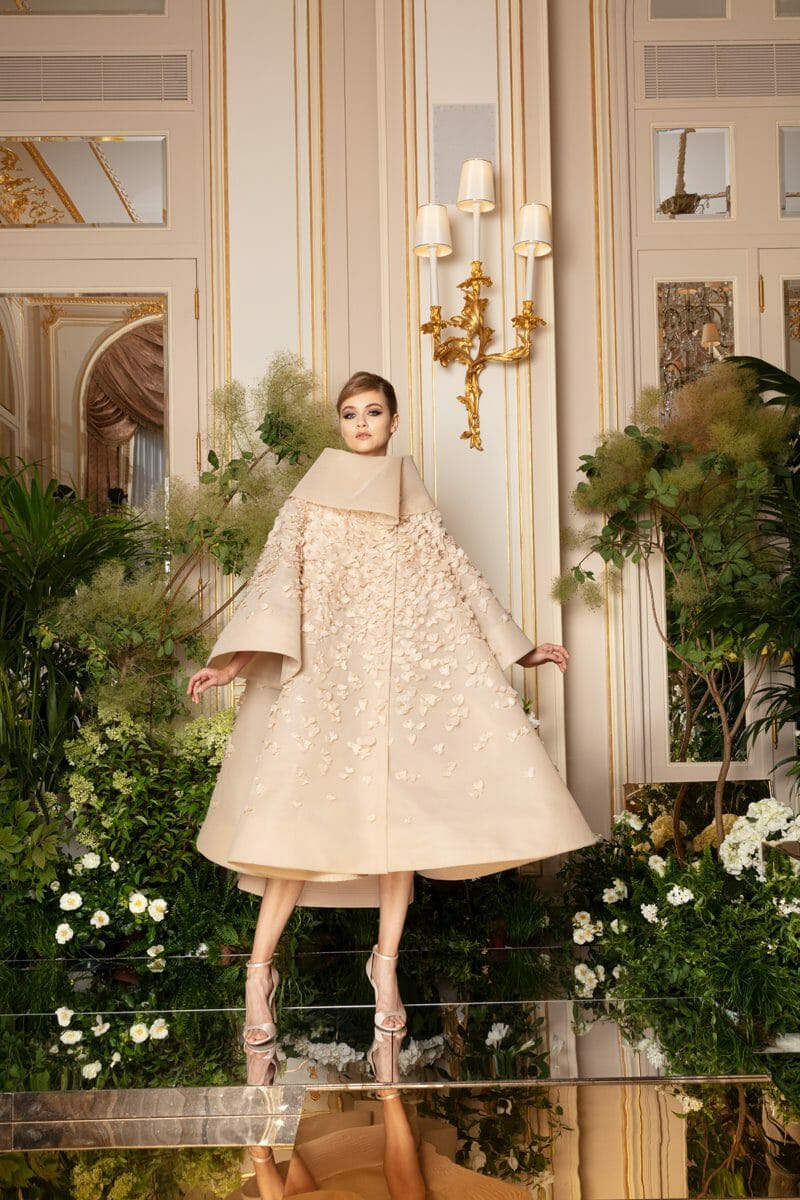 RAMI AL ALI Haute Couture Fall-Winter 2019-2020. RUNWAY MAGAZINE ® Collections. RUNWAY NOW / RUNWAY NEW