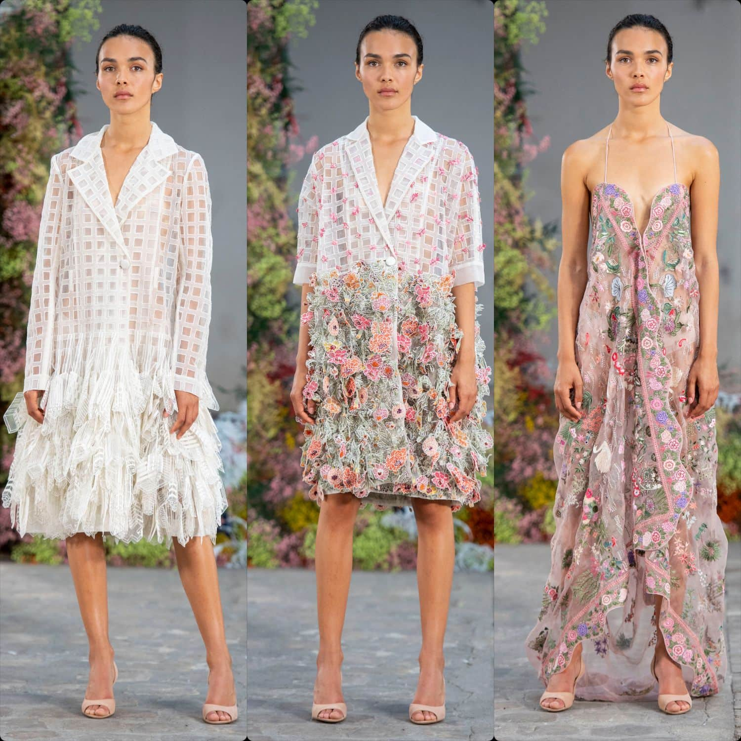 Rahul Mishra Haute Couture Fall-Winter 2019-2020. RUNWAY MAGAZINE ® Collections. RUNWAY NOW / RUNWAY NEW