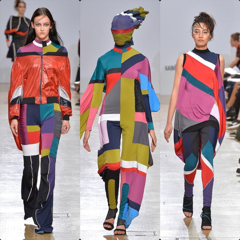 Central Saint Martins Spring Summer 2020 London. Designer Daiki Fujita. RUNWAY MAGAZINE ® Collections. RUNWAY NOW / RUNWAY NEW