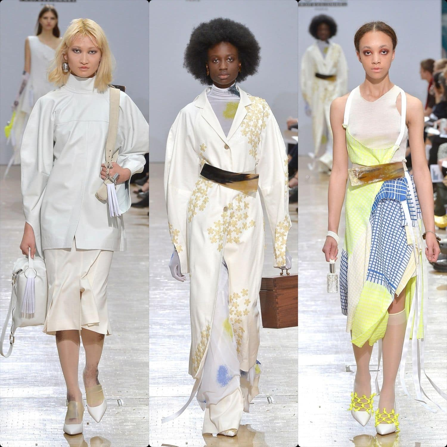Central Saint Martins Spring Summer 2020 London. Designer Keith Tovey. RUNWAY MAGAZINE ® Collections. RUNWAY NOW / RUNWAY NEW