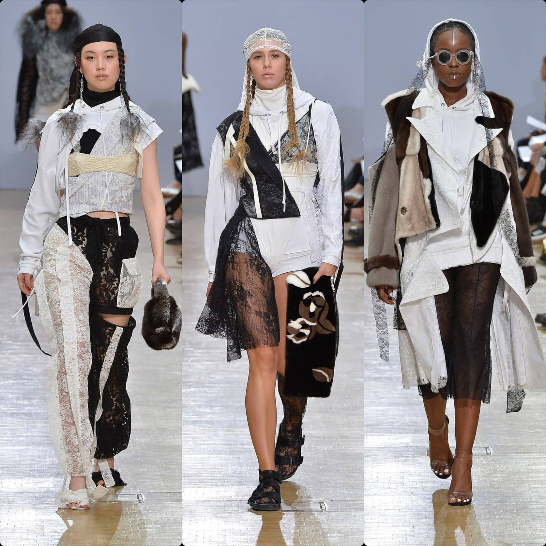 Central Saint Martins Spring Summer 2020 London. Designer Tesfa Joseph. RUNWAY MAGAZINE ® Collections. RUNWAY NOW / RUNWAY NEW