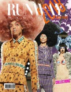 RUNWAY MAGAZINE 2018 New York Cover
