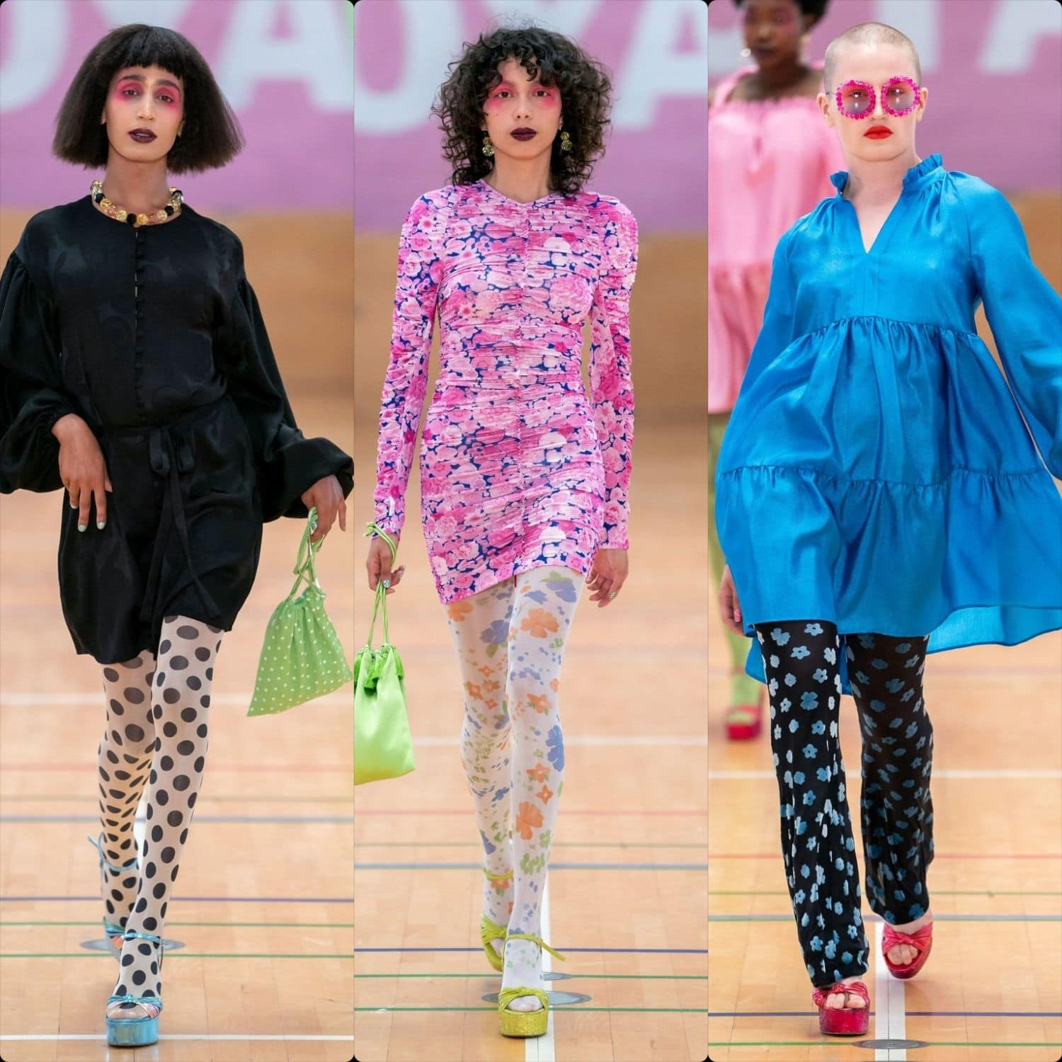 Stine Goya Spring Summer 2020 Copenhagen. RUNWAY MAGAZINE ® Collections. RUNWAY NOW / RUNWAY NEW
