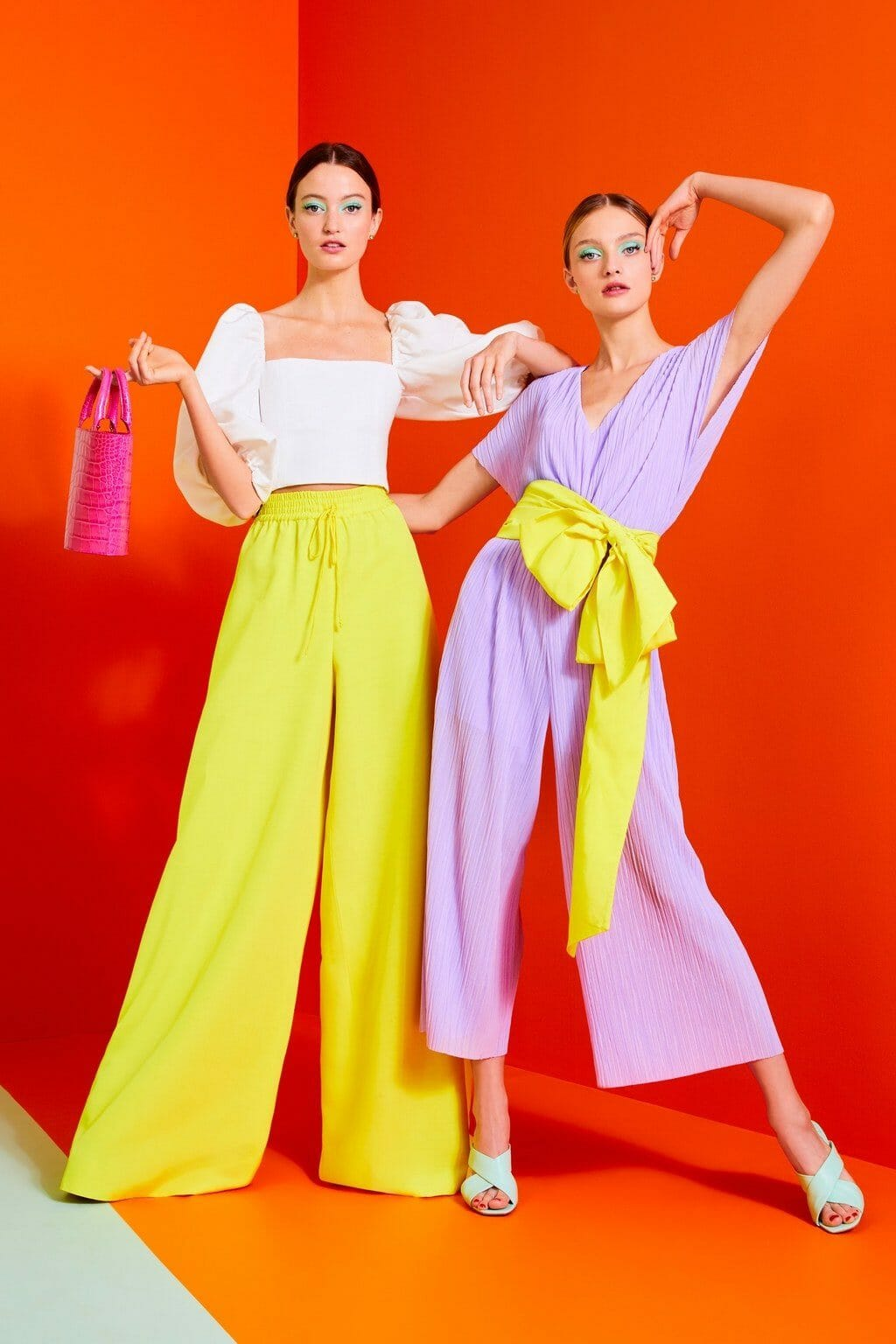 Alice + Olivia Spring Summer 2020 New York. RUNWAY MAGAZINE ® Collections. RUNWAY NOW / RUNWAY NEW
