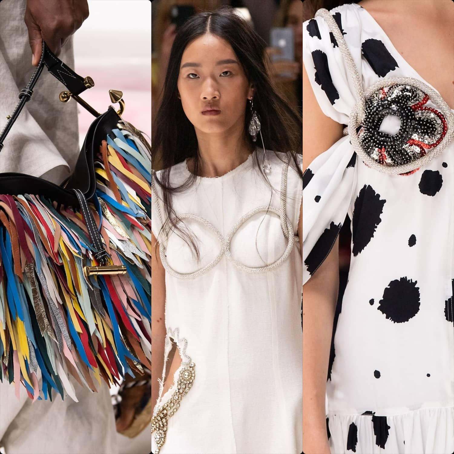 JW Anderson Spring Summer 2020 London. RUNWAY MAGAZINE ® Collections. RUNWAY NOW / RUNWAY NEW