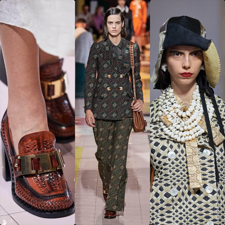 Prada Spring Summer 2020 Milan. RUNWAY MAGAZINE ® Collections. RUNWAY NOW / RUNWAY NEW