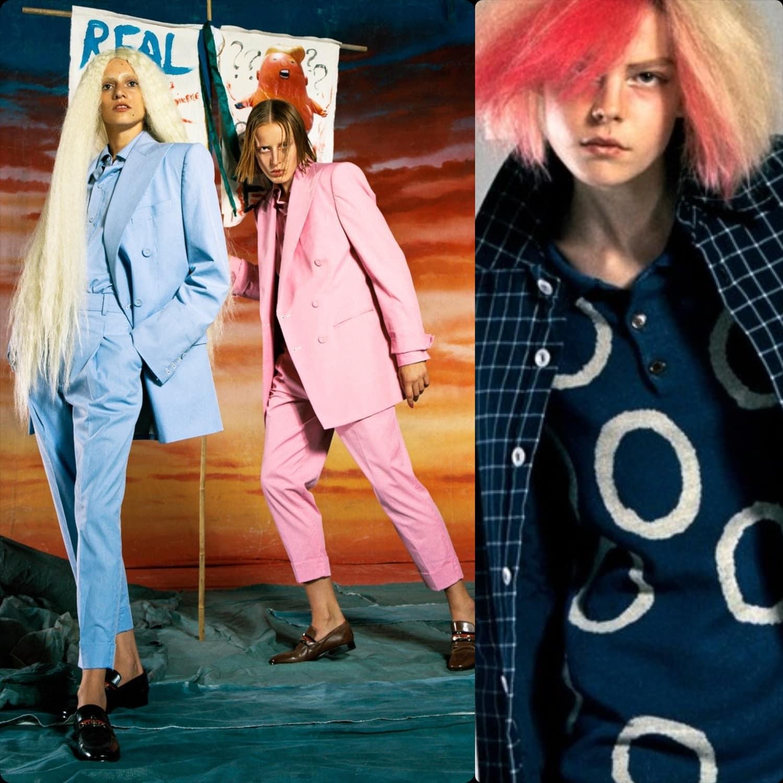 Vivienne Westwood Spring Summer 2020 London. RUNWAY MAGAZINE ® Collections. RUNWAY NOW / RUNWAY NEW