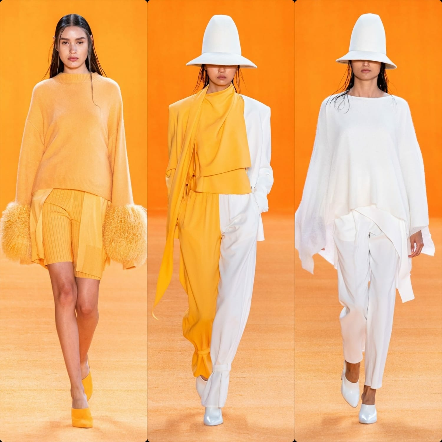 Sally LaPointe Spring Summer 2020 New York. RUNWAY MAGAZINE ® Collections. RUNWAY NOW / RUNWAY NEW