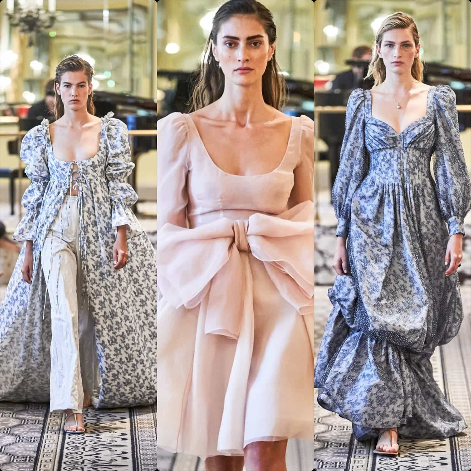 Brock Collection Spring Summer 2020 New York. RUNWAY MAGAZINE ® Collections. RUNWAY NOW / RUNWAY NEW