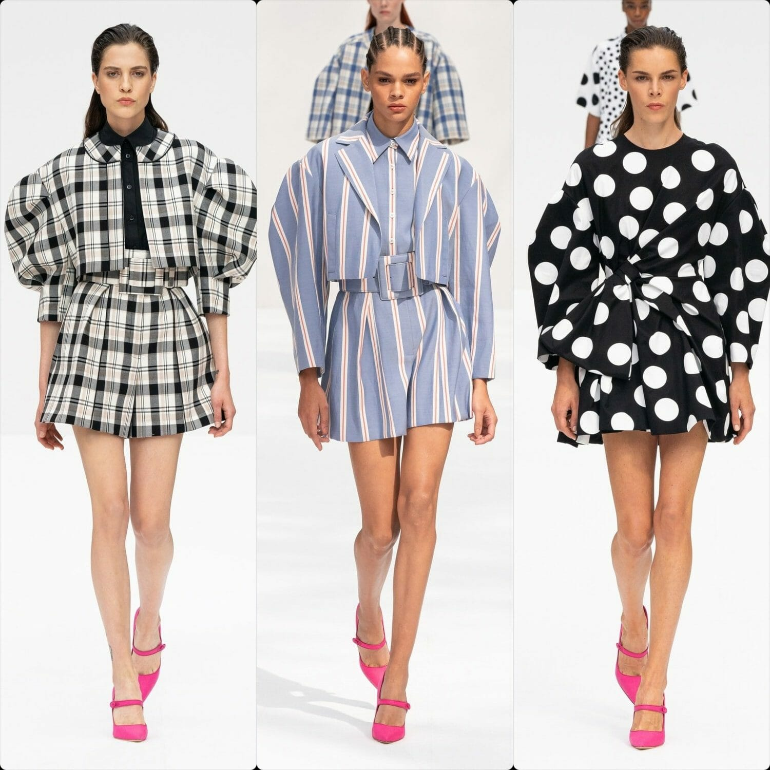 Carolina Herrera Spring Summer 2020 New York. RUNWAY MAGAZINE ® Collections. RUNWAY NOW / RUNWAY NEW