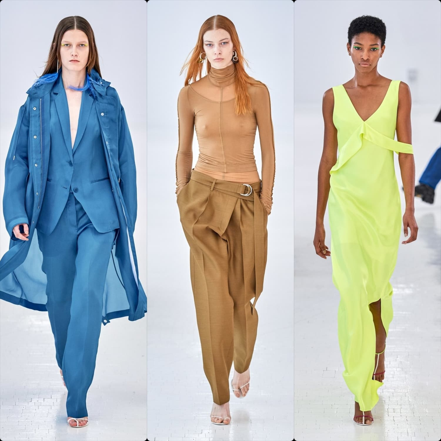 Helmut Lang Spring Summer 2020 New York. RUNWAY MAGAZINE ® Collections. RUNWAY NOW / RUNWAY NEW