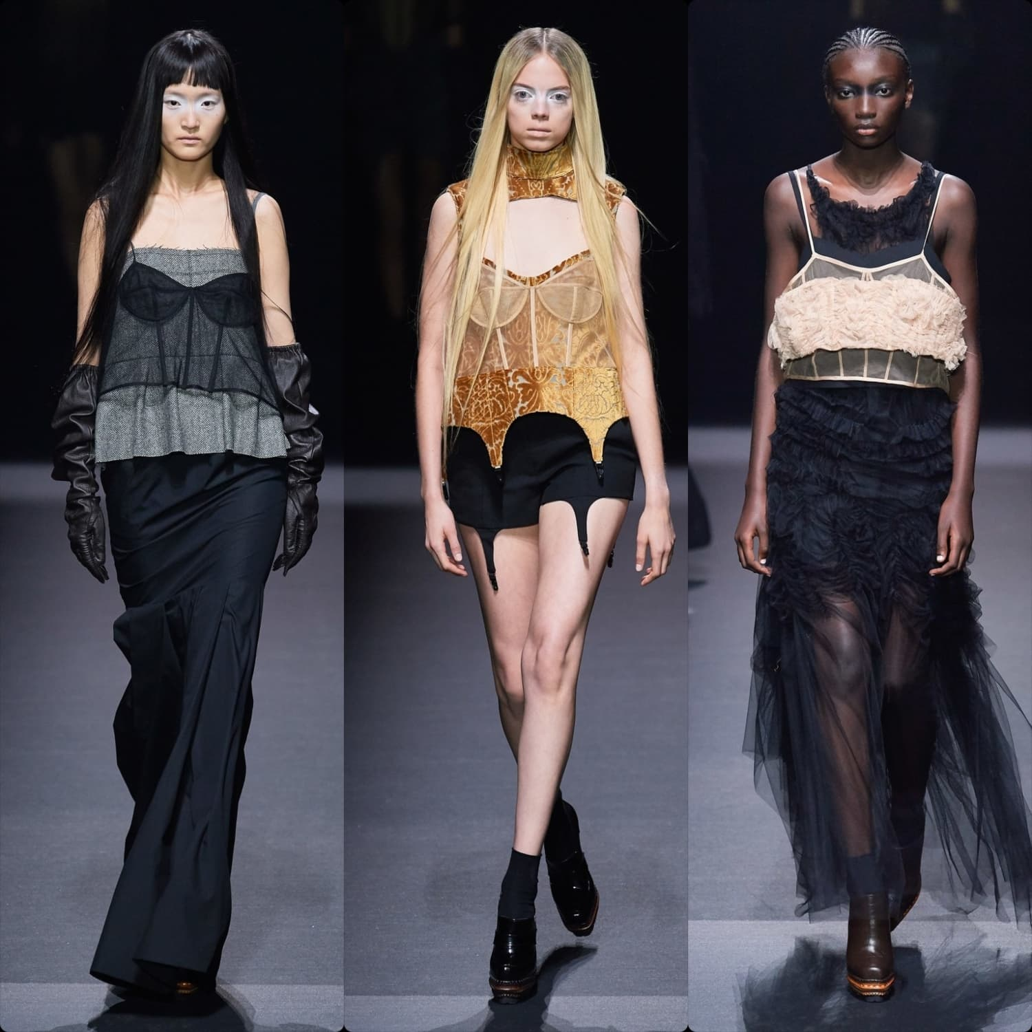 Vera Wang Spring Summer 2020 New York. RUNWAY MAGAZINE ® Collections. RUNWAY NOW / RUNWAY NEW